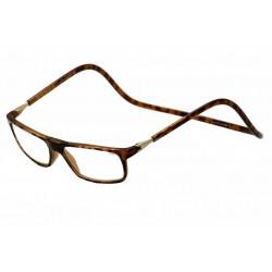 brýle s magnetickými obroučkami CLIC HAVANA 1D, nové