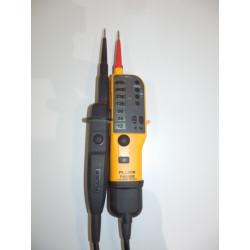 zkoušečka napětí, propojení a sledu fází Fluke T110/VDE + pouzdro