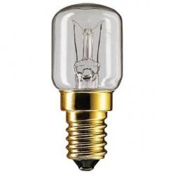 náhradní žárovka do trouby nebo chladničky 25W E14 240V T25, nová