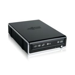 externí DVD vypalovačka LG GE-20NU10 s podporou DVD+/-DL, záruka