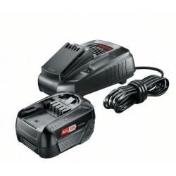 sada 18V nabíječka + 2x akumulátor Bosch Power4All Starter Set, nová