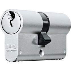 bezpečnostní cylindrická vložka FAB 1000U4BDNs/40+55, 5 klíčů, nová