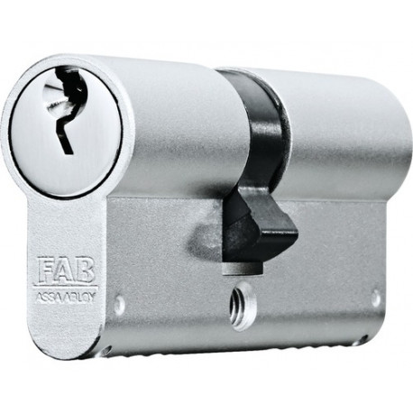 bezpečnostní cylindrická vložka FAB 1000U4BDNs/29+40, 5 klíčů, nová