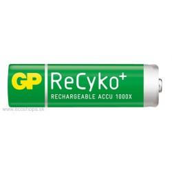 2x dobíjecí baterie AA GP 2000mAh, nová se zárukou